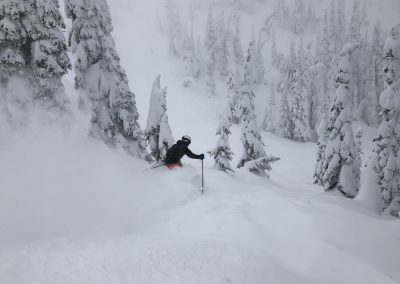Ski Photo from Whitefish Mountain Resort (1)
