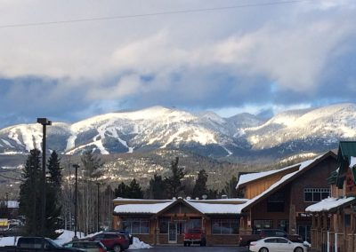 View of Whitefish Mountain Resort from the Duck (1)